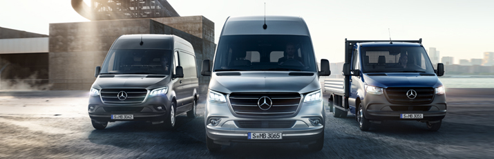 New Sprinter Overview