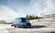 Vans, Van, Commercial Vehicle, Mercedes-Benz Van